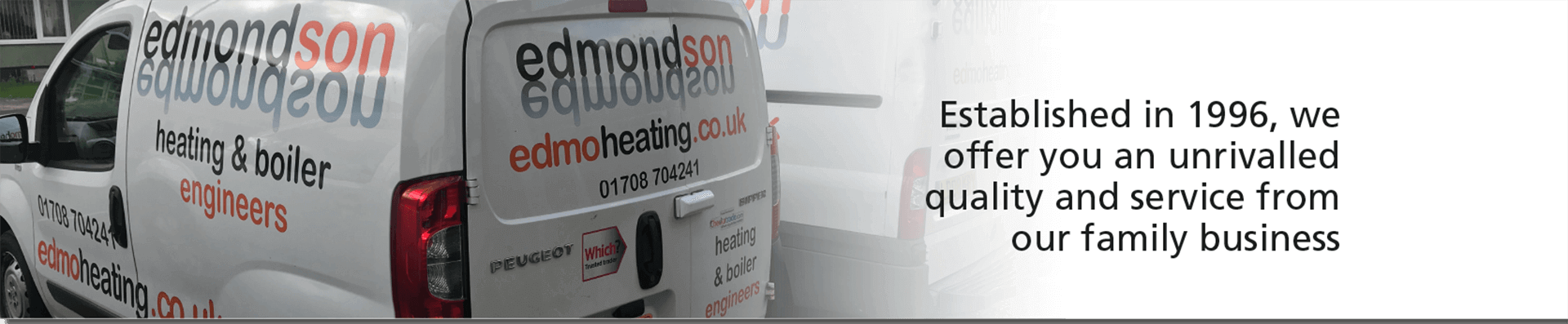 Edmondson Heating & Boiler Engineers Hornchurch