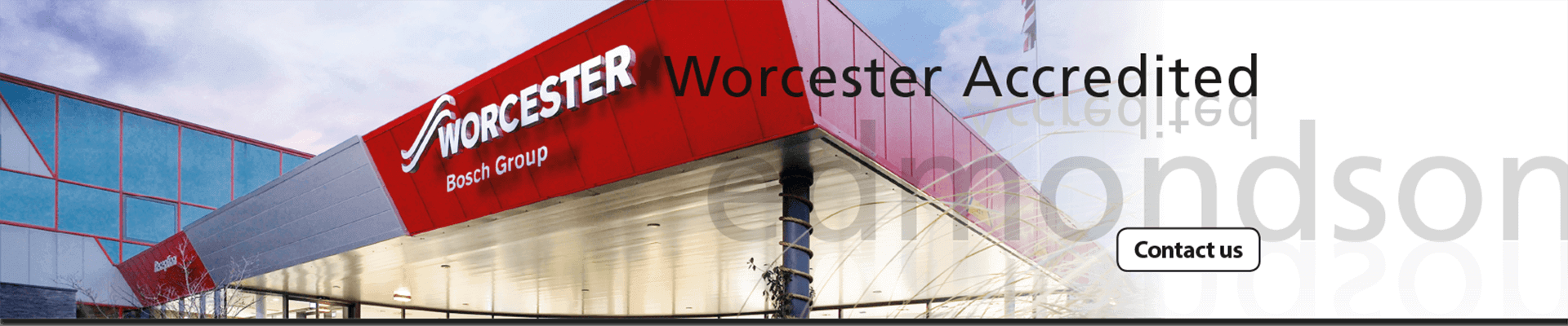 Worcester Accredited Installer Ilford